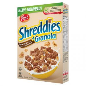 Shreddies Granola